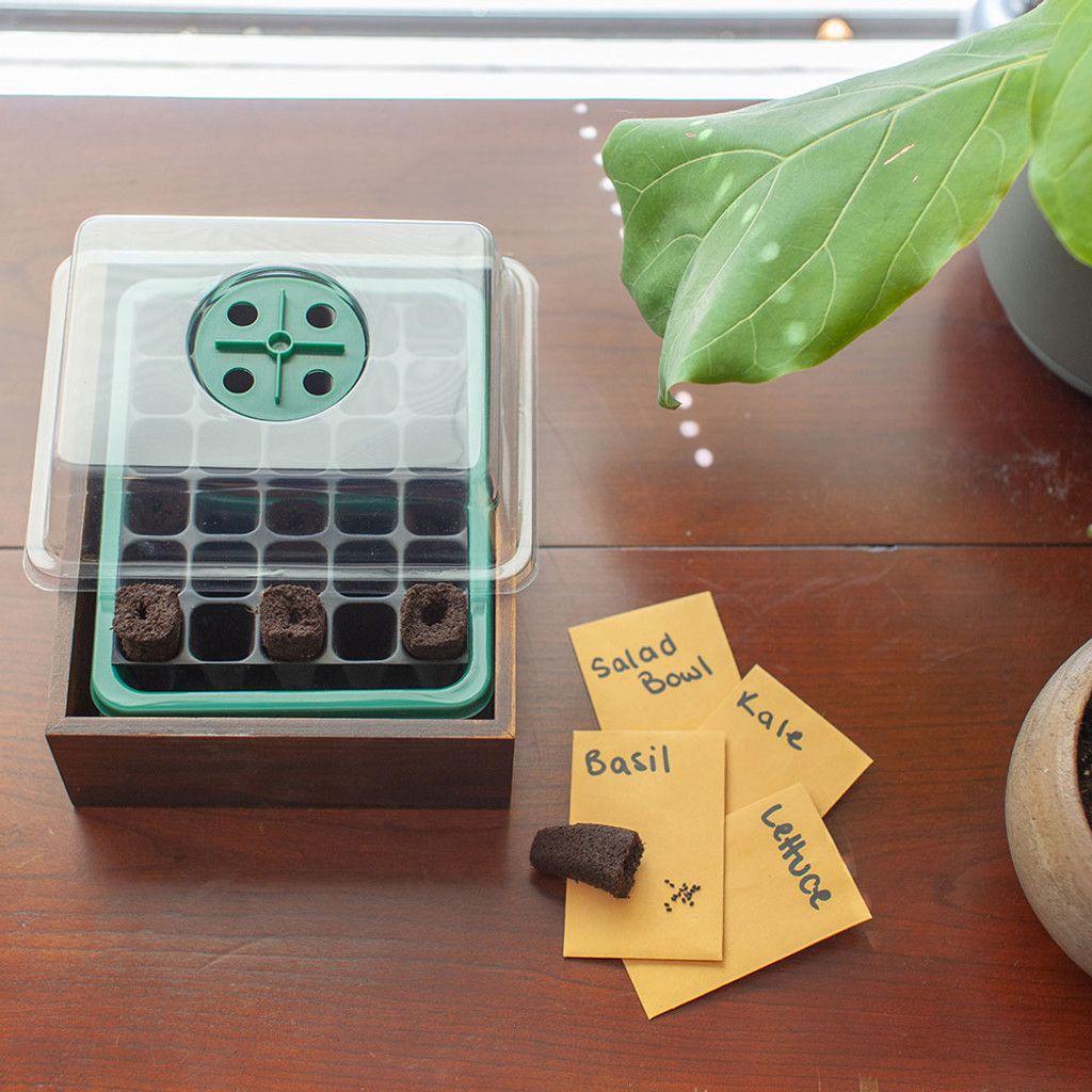 Included Germination Kit