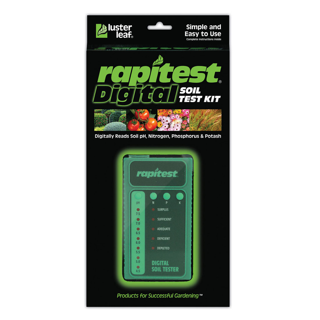 Digital Soil Test Kit