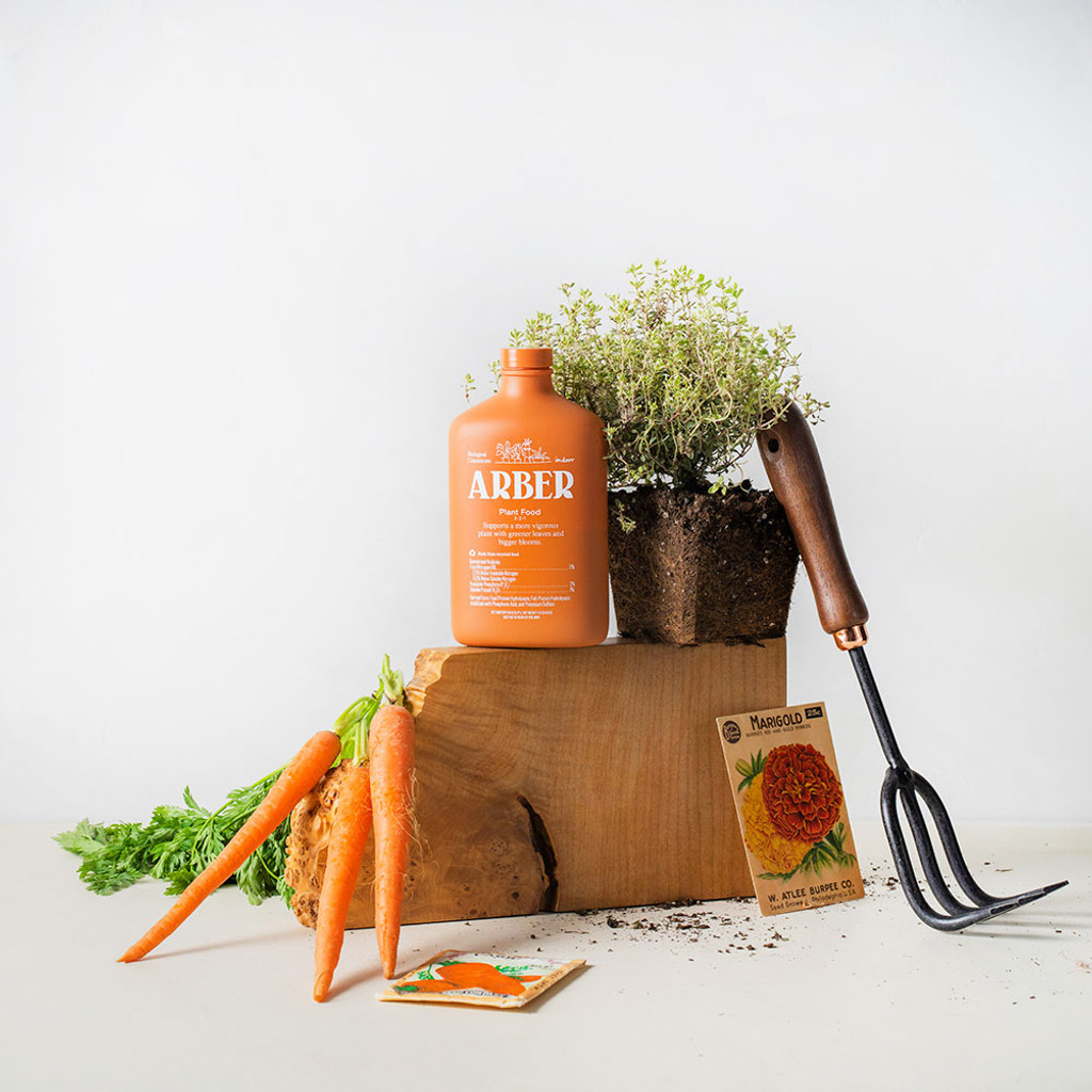 Organic Plant Food Concentrate