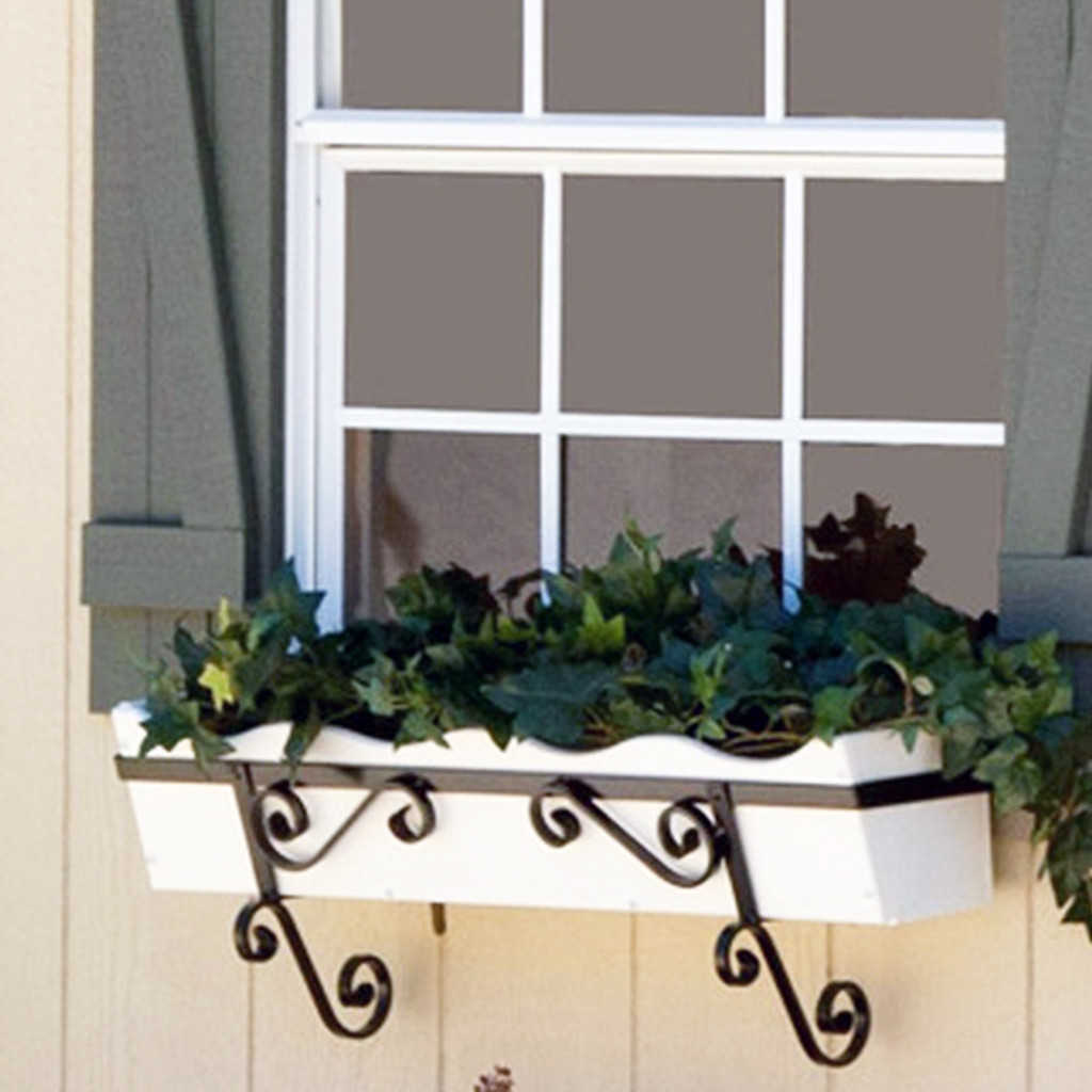 Decorative Flower Box Holder