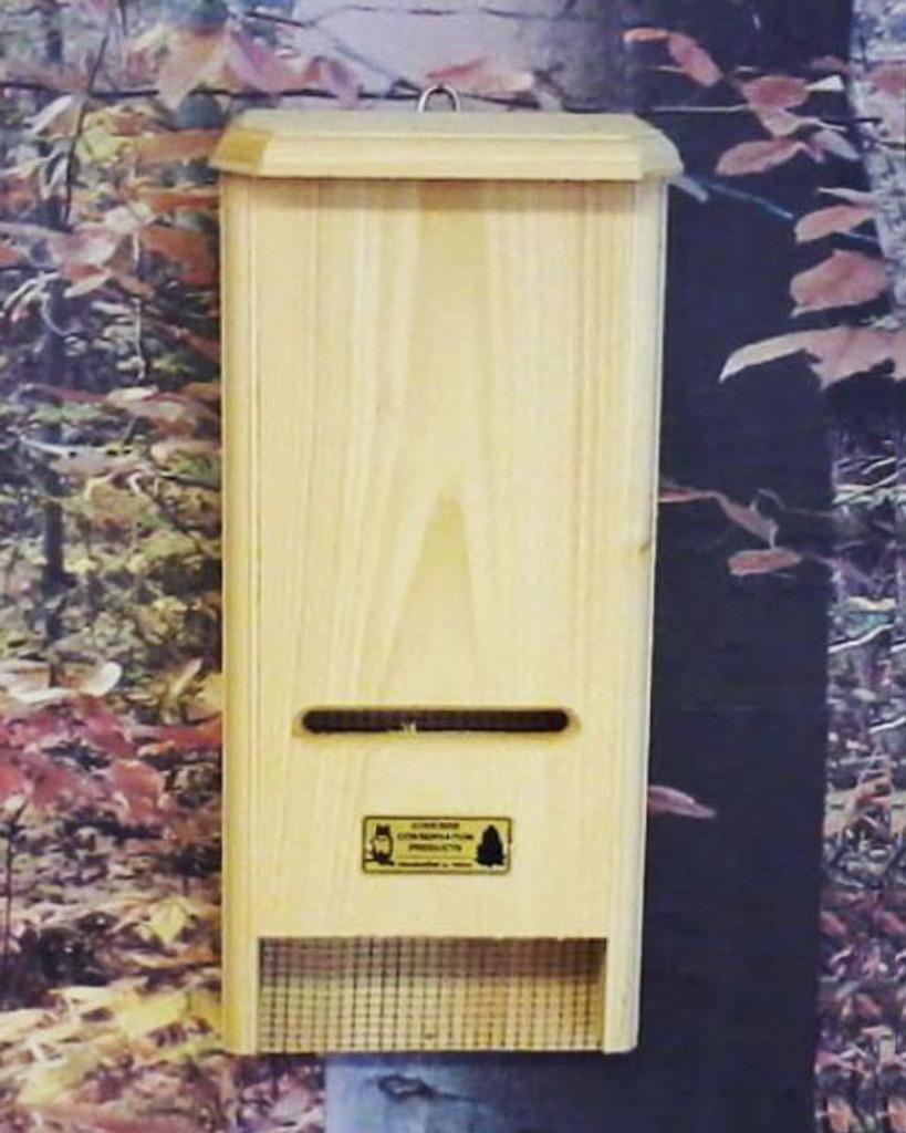 Wooden BATchelor Pad