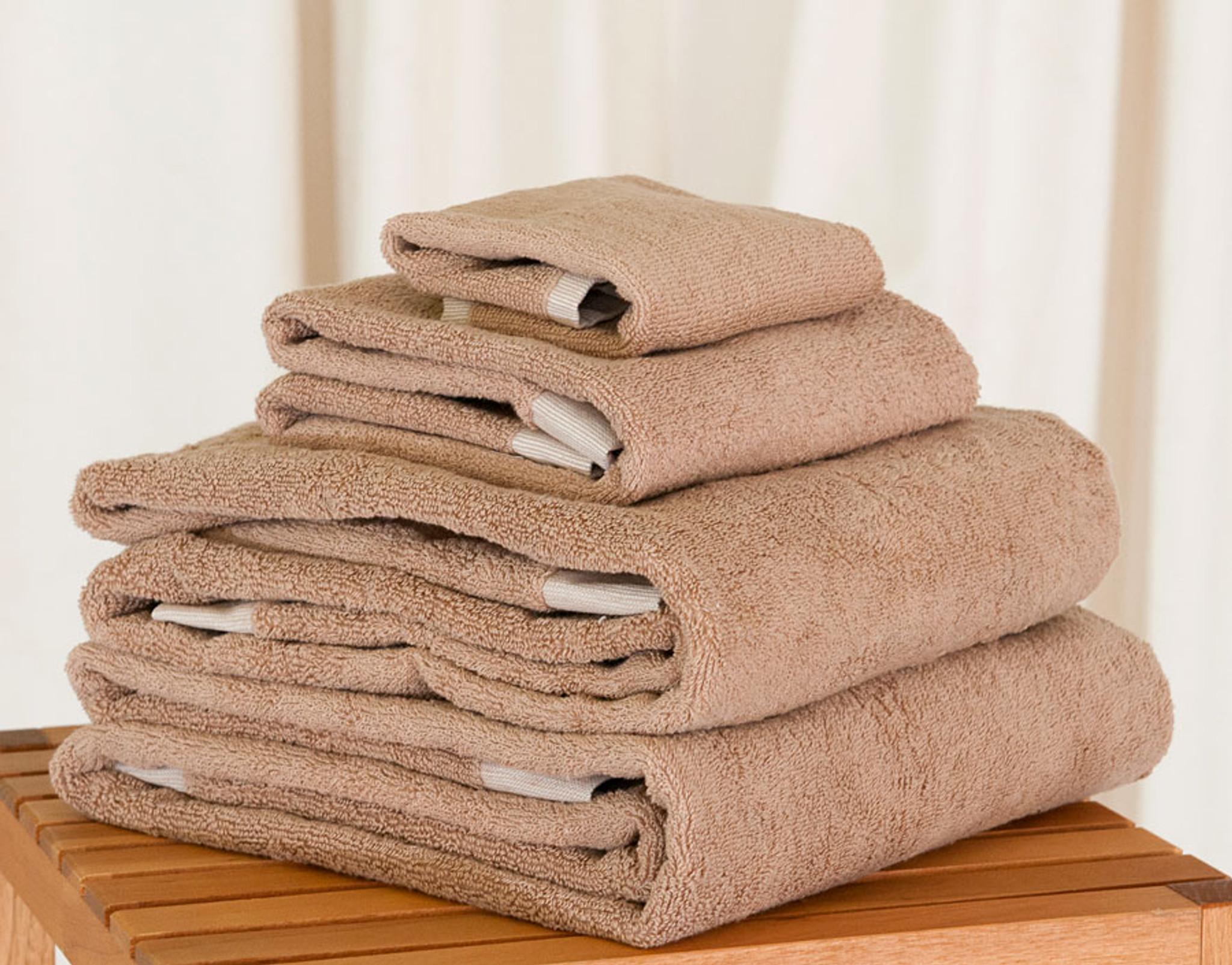 Native Organic Cotton Towel Set