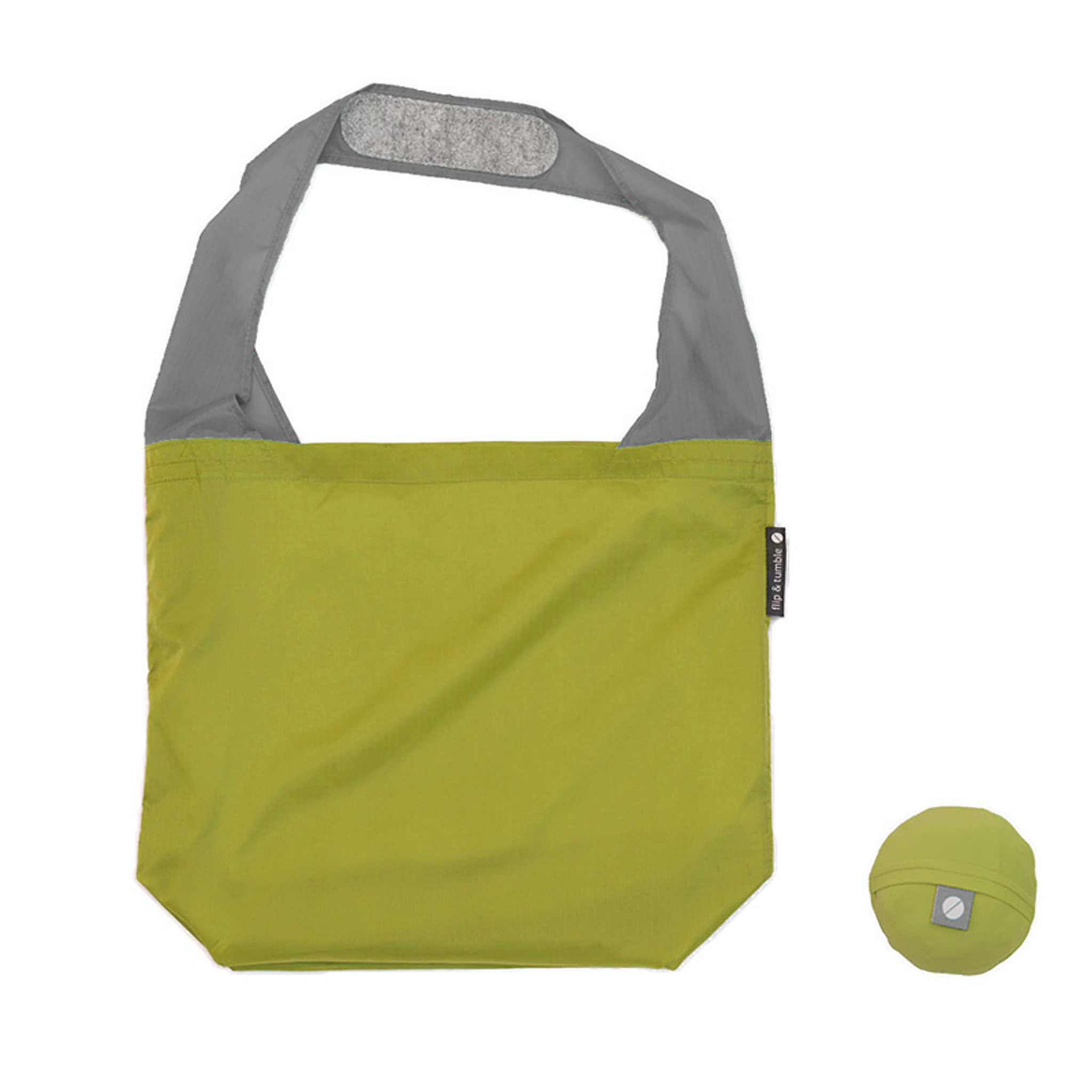 self fabric c Eco-Green Refreshing Insulated Lunch Bag