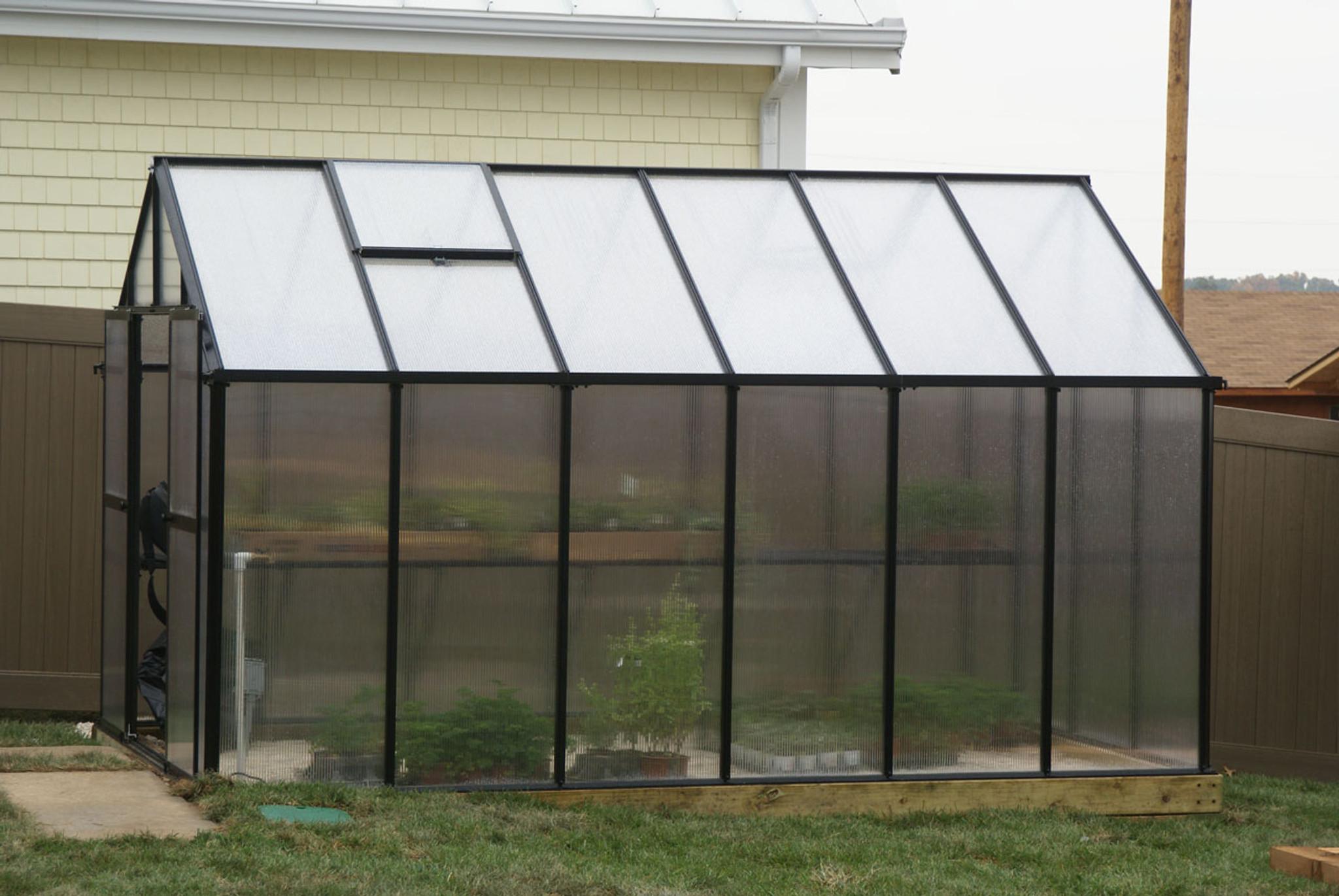 Riverstone Monticello Greenhouse