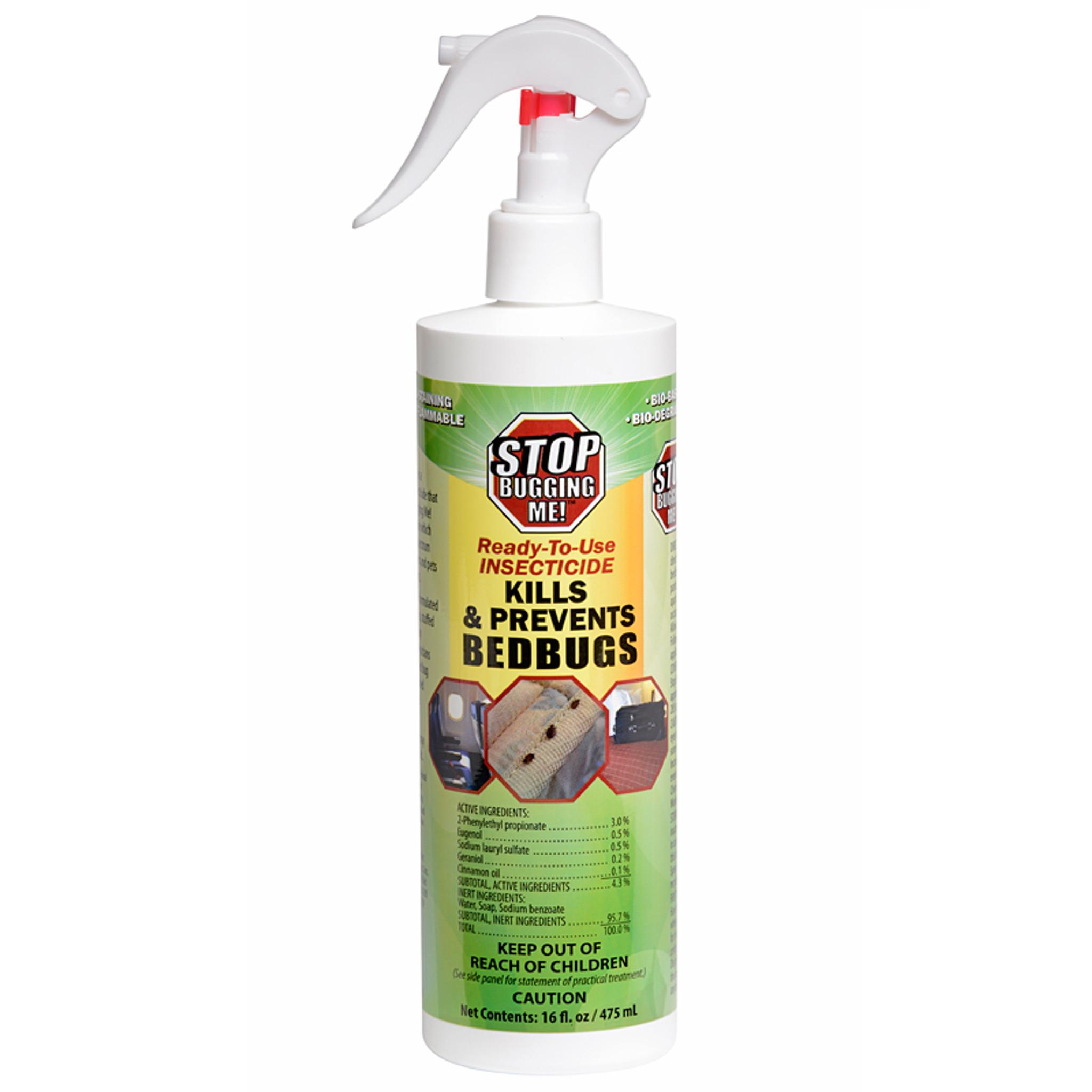 Stop Bugging Me Bed Bug Spray Eartheasy Com