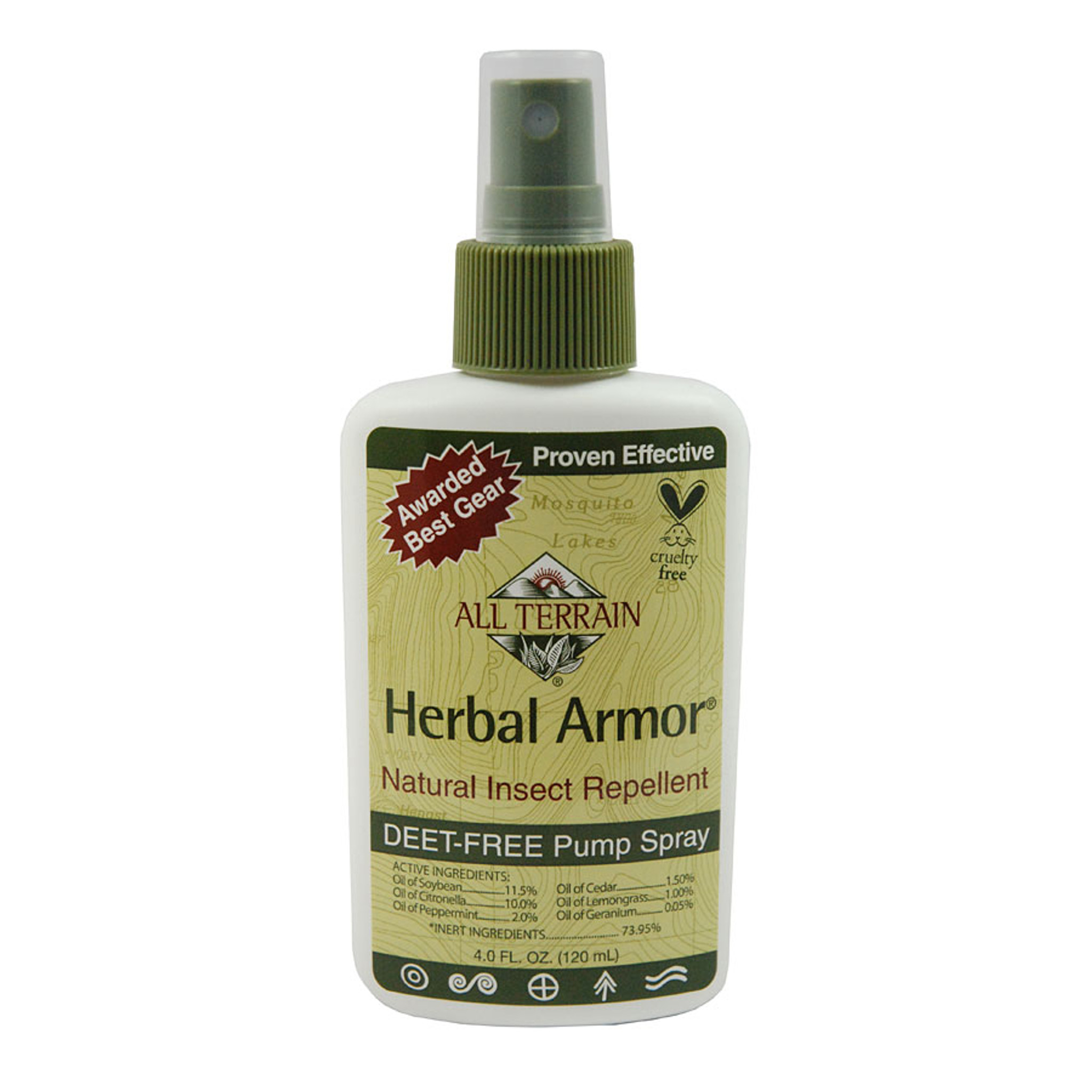 Herbal Armor Insect Repellent Spray Eartheasy Com