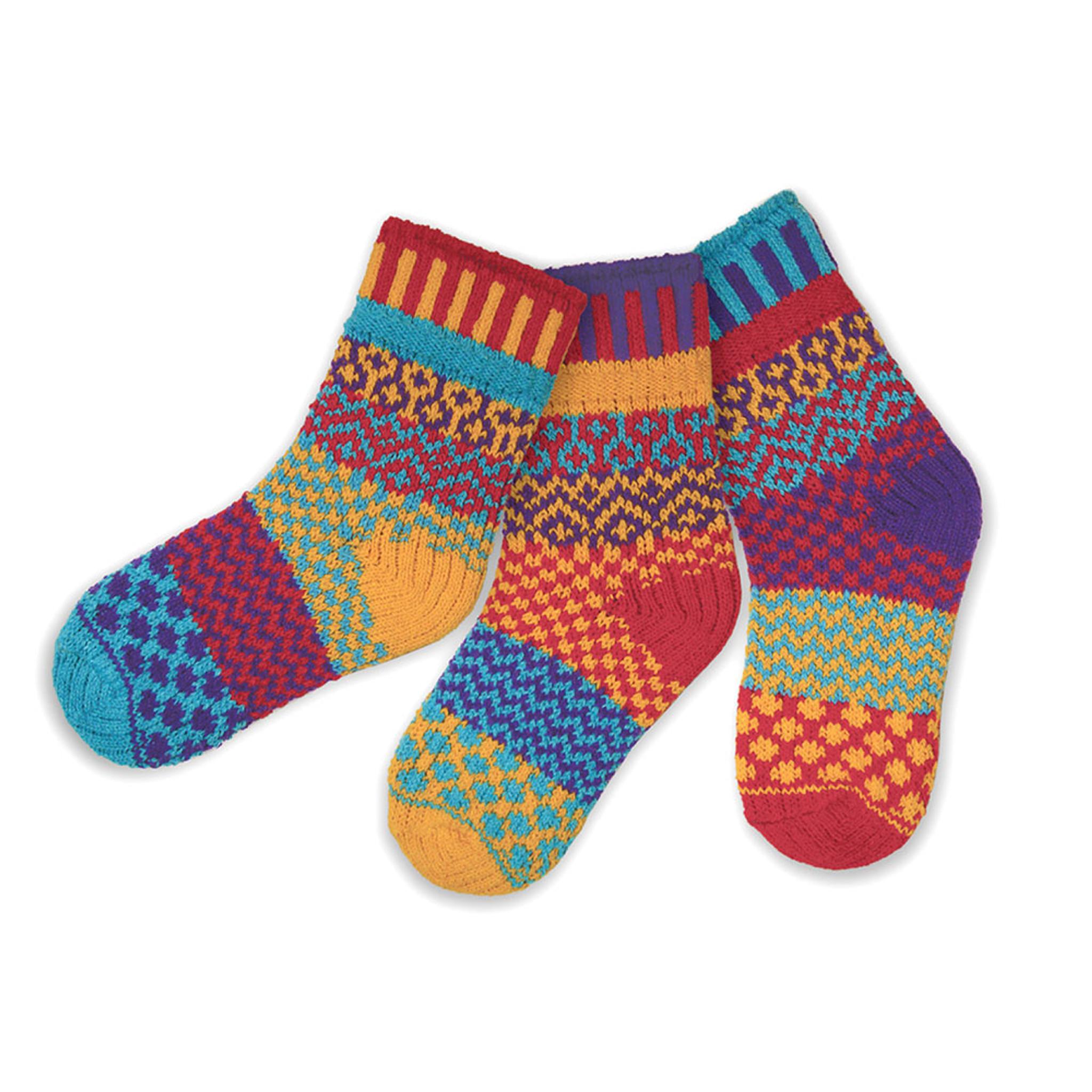 Firefly Kids Socks - a pair with a spare   Eartheasy.com