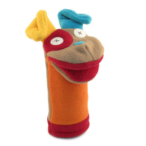Softy Recycled Fleece Puppets