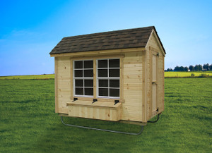EZ-fit Chicken Coops