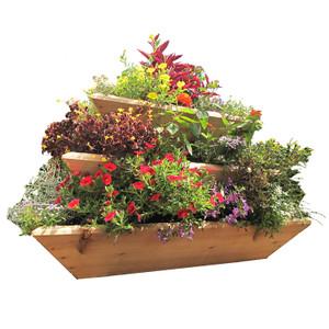 3 Level Plant Pyramid