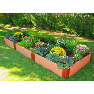 "Composite Raised Garden Bed - 4' x 12' x 12"""