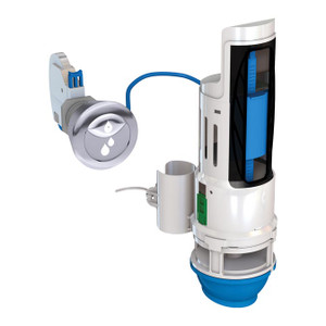 HydroRight Drop-in Dual Flush Converter Kit
