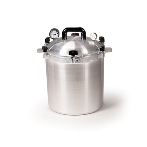 All-American Pressure Canner/Cooker - 25 quart