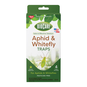 Non-Toxic Aphid & Whitefly Trap