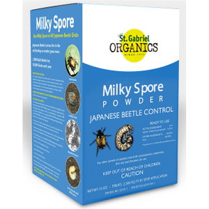 Milky Spore Powder Japanese Beetle Control - 10 oz