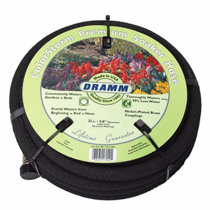 Pro Series Double-Wall Soaker Hose 25' x 5/8""