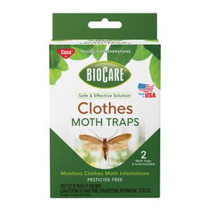 Non-Toxic Clothes Moth Trap
