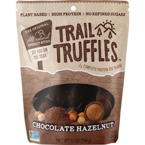 Trail Truffles Chocolate Hazelnut - 4 Pack