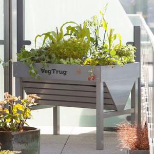 VegTrug Aluminum Raised Garden Planter