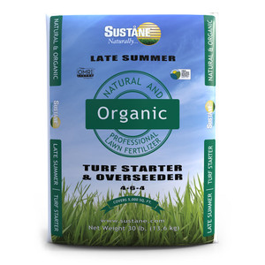 Organic Turf Starter Fertilizer 4-6-4 - 30 lbs