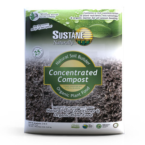 Organic Concentrated Compost - 18 lbs