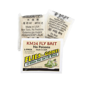 Flies Be Gone Refill Bait 2-Pack