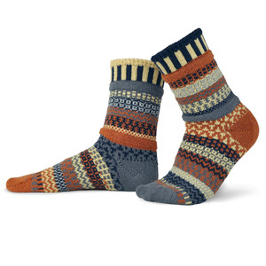 Nutmeg Recycled Cotton Socks