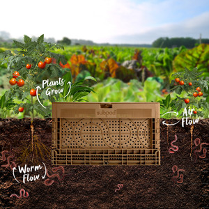 Subpod Composting System
