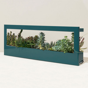Smart Landscape Grow Frame - Wall Planter & Grow Light