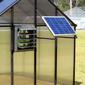 Solar Ventilation System - Exterior