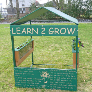 """Learn 2 Grow """"Root-View"""" Garden Playhouse"""