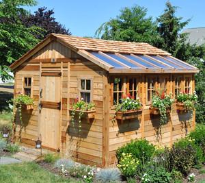 12' x 12' SunShed Garden Shed