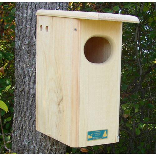 Small Wood Duck House Eartheasy Com
