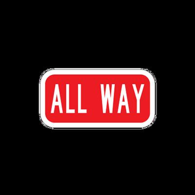 R1-3P  -  ALL WAY  -  18X6