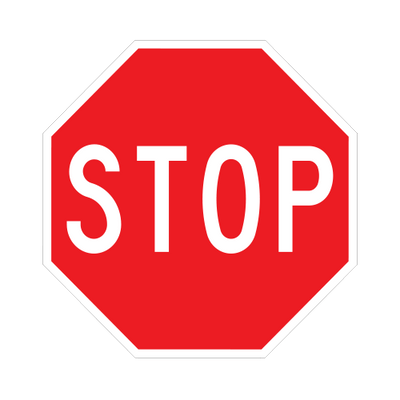 R1-1  -  STOP