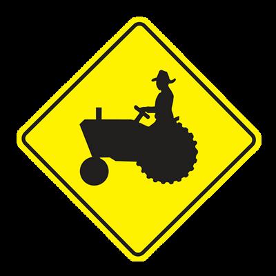 W11-5  -  FARM MACHINERY  -  30X30