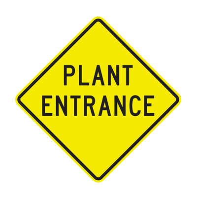 W11-12 - PLANT ENTRANCE - 30X30