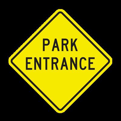 W11-13 - PARK ENTRANCE - 30X30