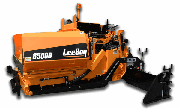 LeeBoy 8500D Paver