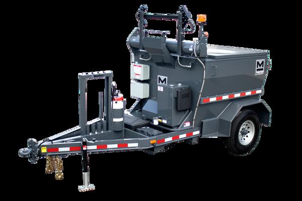 2 Ton Hot Box - Propane or Diesel