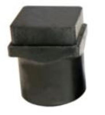 "Rhino Multi Pro XA  Drive Cap for 2-1/4"" O.D. Square Tube"