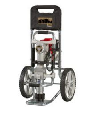 Rhino Multi Pro Gas Powered Driver Transport Cart
