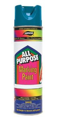 Paint Marking Blue 20 Oz