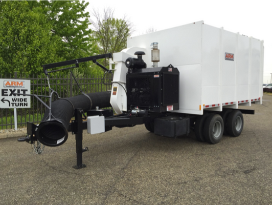 Model ALC 25 Leaf Collector