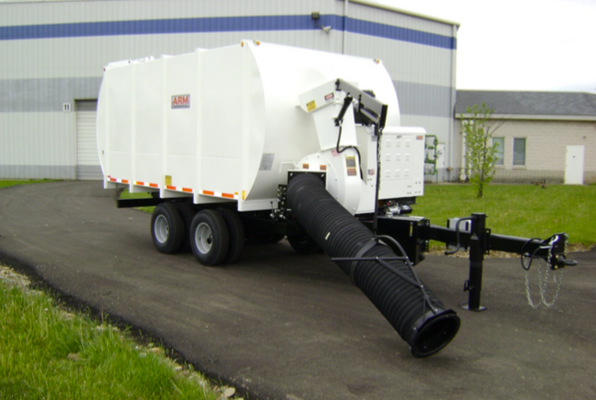 Model ALC 30 Leaf Collector