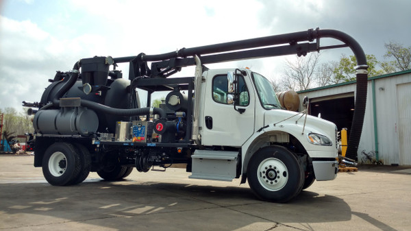 Hydro Excavation Truck or Trailer