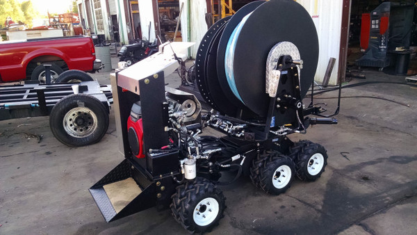 SideKick Articulating Easement Machines