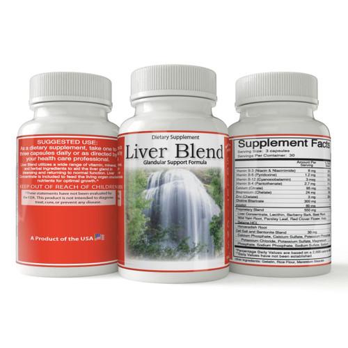 Liver Blend | Natural Liver Support
