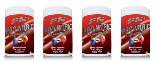 ProNitric 4 pack   Amino Acid Supplement