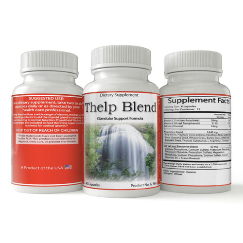 Thelp Blend | Natural Thyroid Support